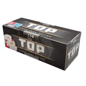 Sigaretten filterhulzen Top 250 Hulzen