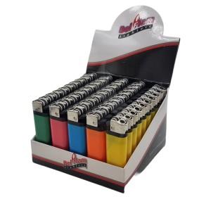 Briquets Briquets colorés jetables Belflam X50