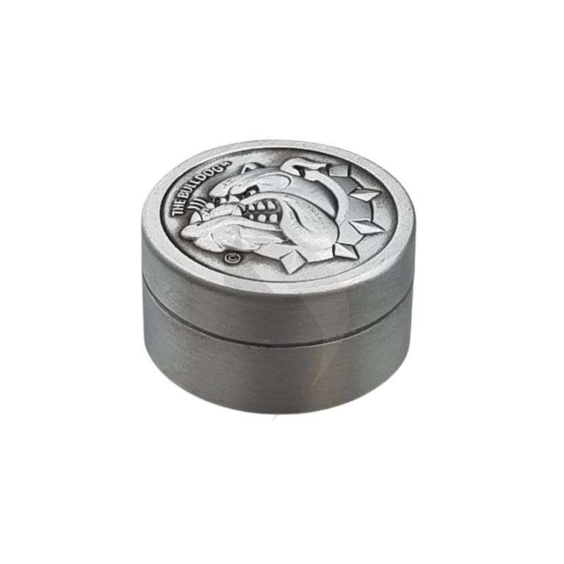 Grinder & Balances Grinder Bulldog Metal 2 parts