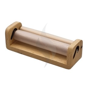 Rouleuse à cigarette Angelo Bamboo Handroller 78mm