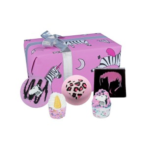 Bomb Cosmetics Giftsets Zebra Crossing
