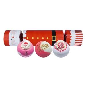 Bomb Cosmetics Giftsets Father Christmas Blaster