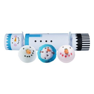 Bomb Cosmetics Giftsets Frosty The Snowman Blaster