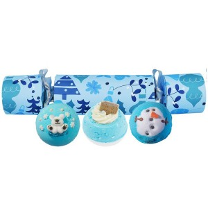Bomb Cosmetics Giftsets All I Want For Christmas Is Blue Blaster