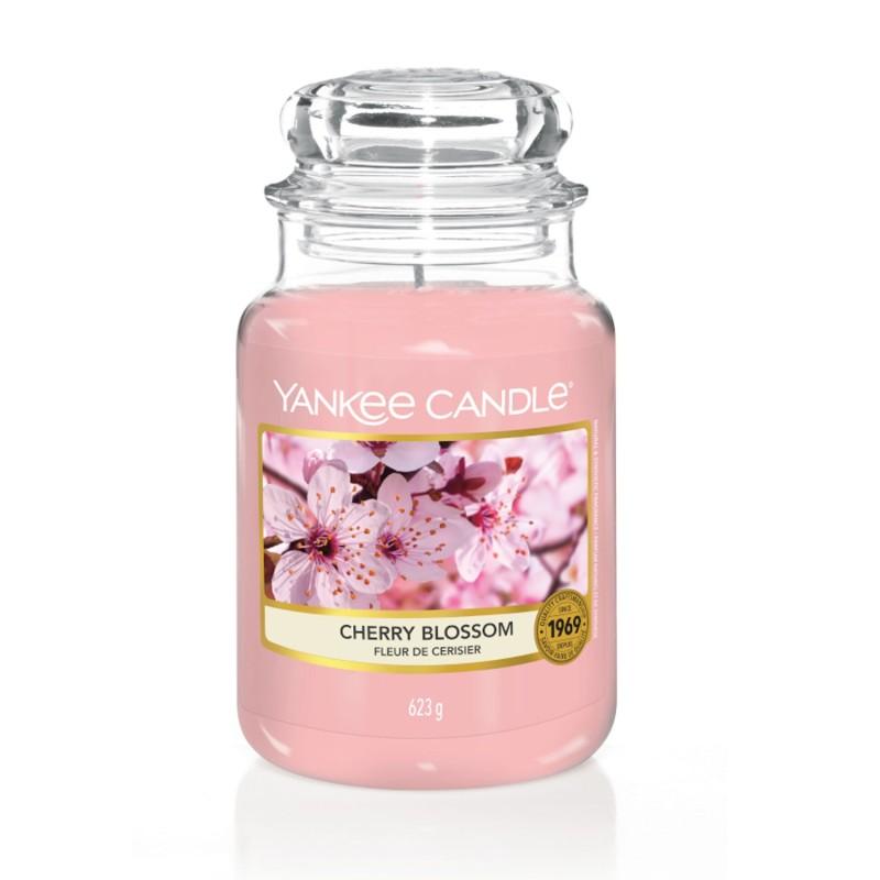 Bougies Fleur De Cerisier