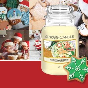 Bougies Cookie de Noël