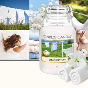 Kaarsen Clean Cotton