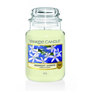 Yankee Candle Bougies Jasmin de Minuit