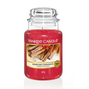 Kaarsen Sparkling Cinnamon
