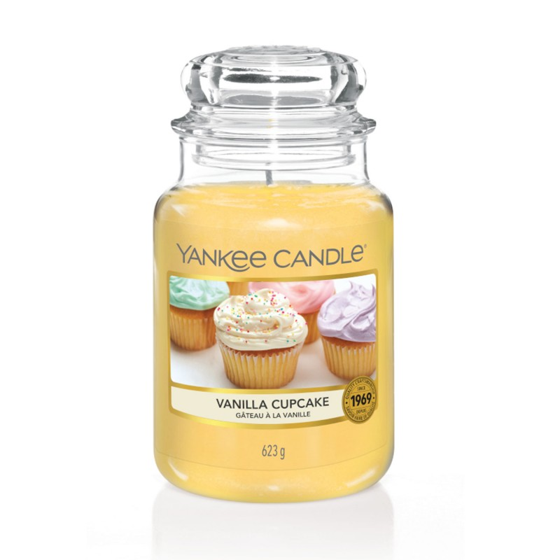 Kaarsen Vanilla Cupcake