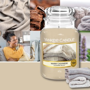 Candles Warm Cashmere