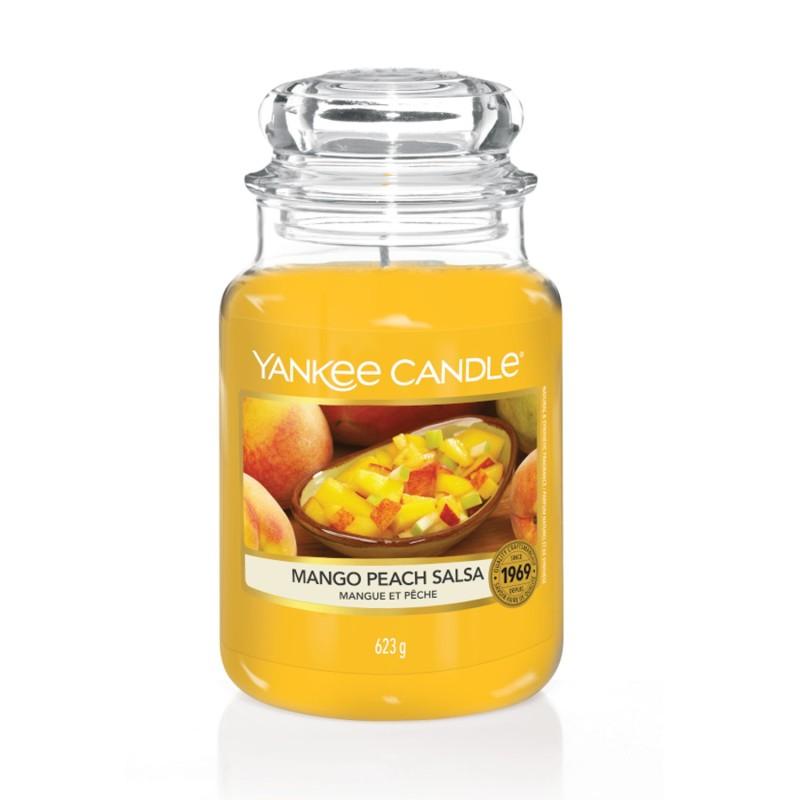 Kaarsen Mango Peach Salsa