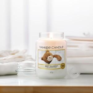 Candles Soft Blanket