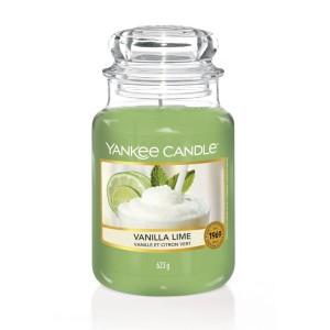 Bougies Vanille Et Citron Vert