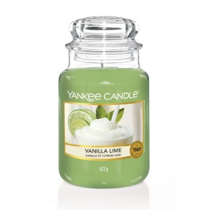 Candles Vanilla Lime