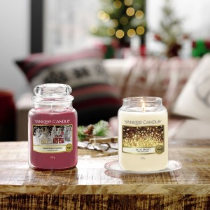 Yankee Candle Bougies Magie de Noël
