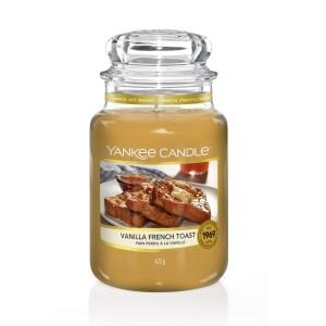Yankee Candle Bougies Pain Perdu à la Vanille