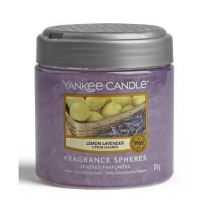 Yankee Candle Sphères parfumées Citron Lavende