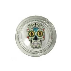 Lighter & Ashtray Ashtray Skull