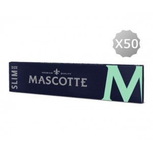 Rolling Papers King Size Mascotte Slim Size M-Series