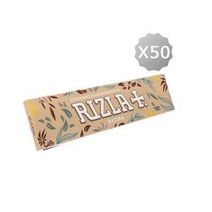 Papiers à rouler King Size Rizla + Natura King Size