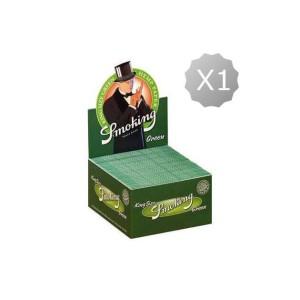 Papiers à rouler King Size Smoking Green King Size