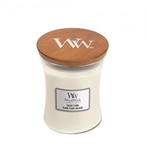 WoodWick Bougies Ylang Ylang Solaire