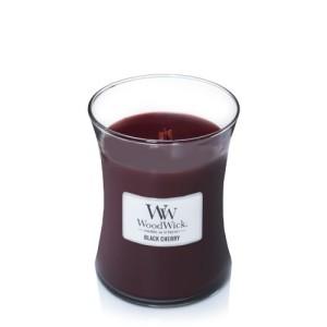 WoodWick Kaarsen Black Cherry