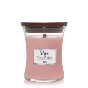 WoodWick Candles Rose