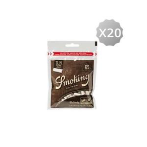 Sigaretten Filtertips Smoking Brown Filters
