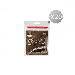 Filtres à cigarettes Smoking Brown Filtres