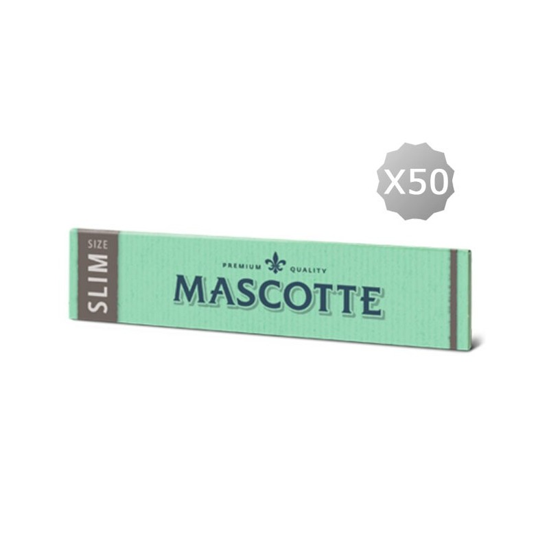 Rolling Papers King Size Mascotte Slim Size