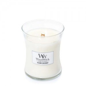 WoodWick Candles Island Coconut