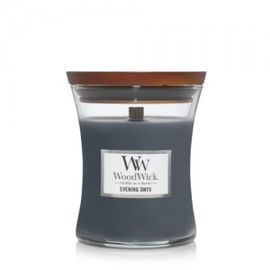 Candles WoodWick Evening Onyx