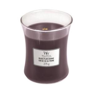 WoodWick Candles Black Plum Cognac