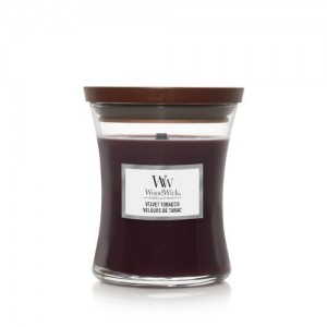 WoodWick Kaarsen Velvet Tobacco