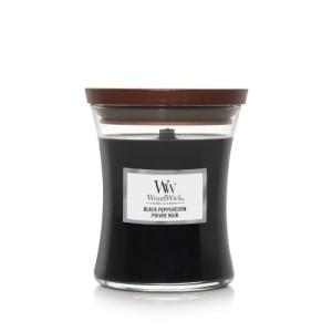 WoodWick Bougies Poivre Noir