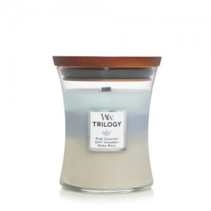 WoodWick Trilogy Candles Woven Comforts