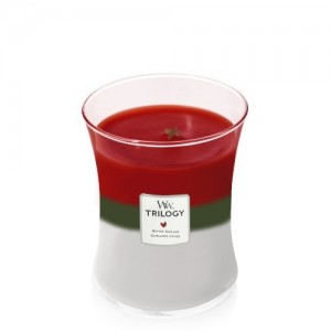WoodWick Trilogy Candles Winter Garland