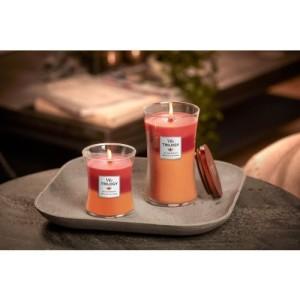 WoodWick Trilogy Candles Autumn Harvest