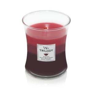 WoodWick Trilogy Kaarsen Sun Ripened Berries
