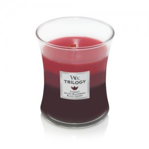 WoodWick Trilogy Candles Sun Ripened Berries