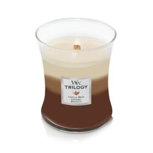 WoodWick Trilogy Candles Café Sweets