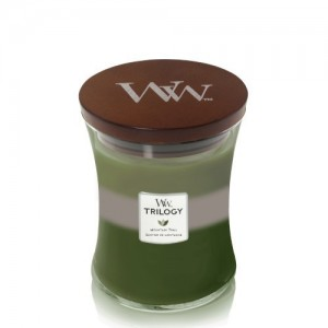 WoodWick Trilogy Candles Mountain Trail