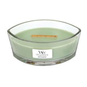 WoodWick Bougies White Willow Moss