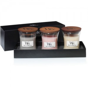 WoodWick Giftsets Deluxe Gift Set Mini Jar Spring/Summer