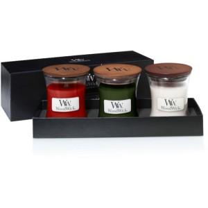WoodWick Giftsets Deluxe Gift Set Mini Jar Autumn/Winter