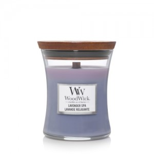 WoodWick Candles Lavender Spa