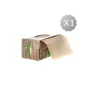 Rolling paper on Rolls Jass Brown Rolls