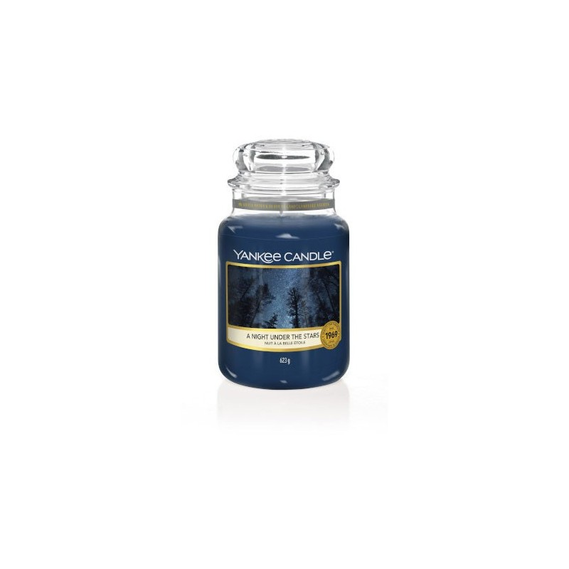 Yankee Candles A Night Under The Stars